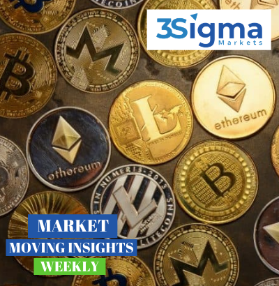 Weekly Market Outlook - May 17th - Crypto Focus